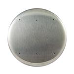 "Bea 10PBR10 6"" Round Push Plate"