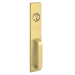 PHI 1703A 605 Apex and Olympian Series Wide Stile Trim Key Retracts Latchbolt A Design Pull