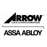 Arrow BM13 XG 10 Apartment Front Door Mortise Lock X Lever G Escutcheon