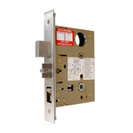 """Marks USA 5FD/32D-B4S6 5 Series Apartment Mortise Lock Body Front 1-1/4"""" x 8"""" Backset 2-3/4"""""""
