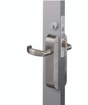 "Adams Rite 2190-411-201-32D Dual Force Interconnected Lock 1-1/2"" Backset Flat Strike Electrified"
