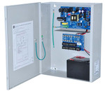 Altronix AL1012ULXPD8 Power Supply/Charger Input 115VAC 60Hz at 1.9A 8 Fused Outputs 12VDC at 10A