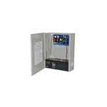 Altronix AL1024ULX Power Supply/Charger Input 115VAC 60Hz at 4.2A Single Output 24VDC at 8A or 10A