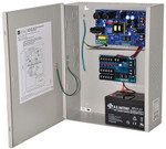 Altronix AL1012ULM Power Supply/Access Power Controller Input 115VAC 60Hz at 2.6A 5 PTC Outputs 12VDC at 10A