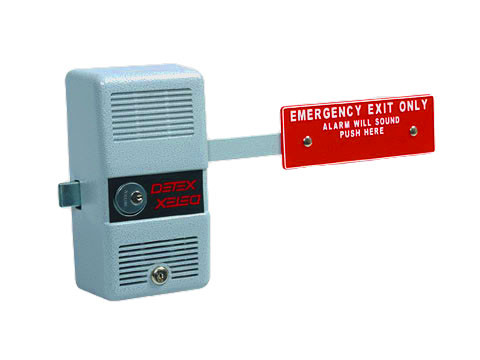 Detex - ECL-230D Alarmed Exit Device