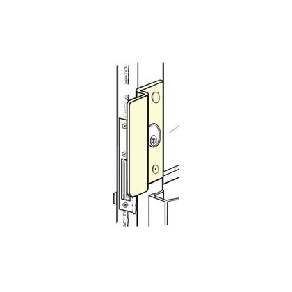Don-Jo OLP-2651-SL Center Hung Outswinging Aluminum Doors