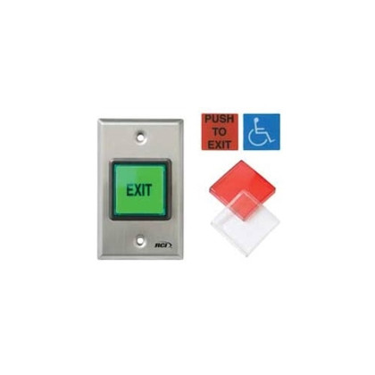Rci 972 L Es Mo 2 Quot Pushbutton With Led Bulb