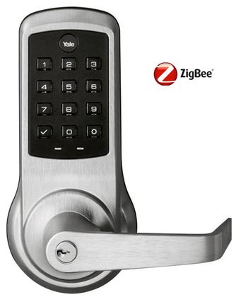 Yale Nextouch Au Ntb630 Ha2 626 Zigbee Pushbutton Lock