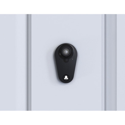 Yale Yrv740 W 693 Real Living Look Door Viewer With Wifi