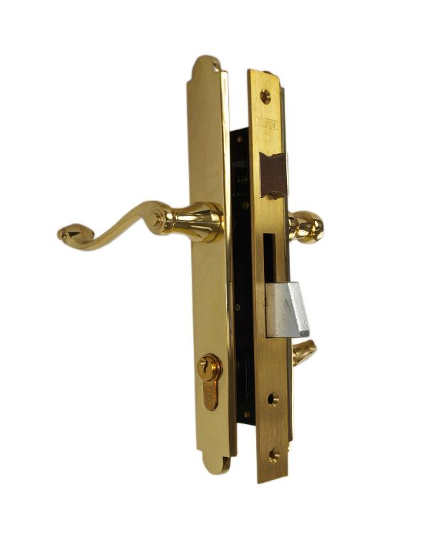 Marks Lock Thinline Mortise Lockset 2750 Series For Storm Screen Doors