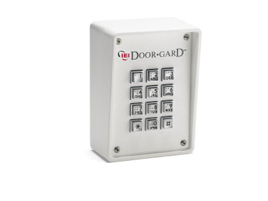 Iei Keypad 212r Indoor Outdoor Surface Mount Ruggedized
