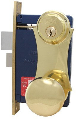 Marks Storm and Security Door Lock 21AC/3-W
