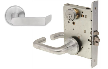 Schlage L9070p 06b Classroom Mortise Lock
