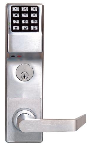 Alarm Lock Dl3500crl Us26d Pushbutton Classroom Mortise