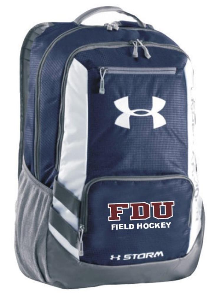 FDU Field Hockey Under Armour Back Pack