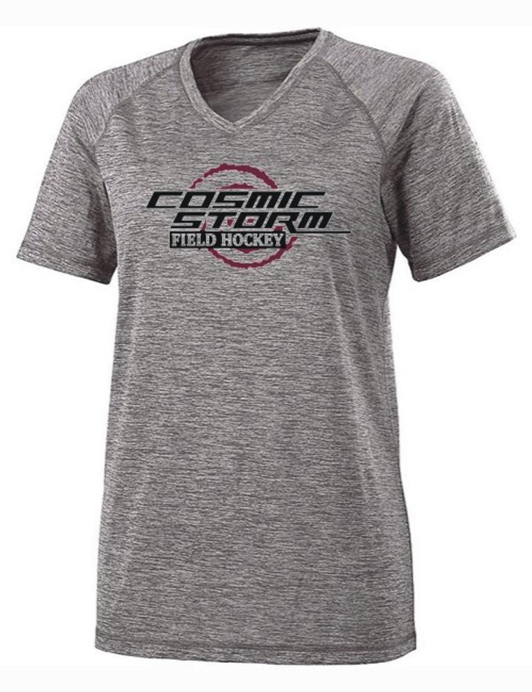 Cosmic Storm Field Hockey Performance V-neck