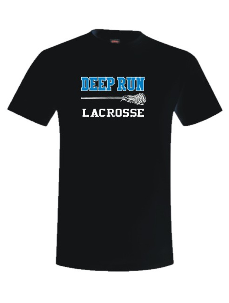 Deep Run Thunder Girls Lacrosse T-shirts