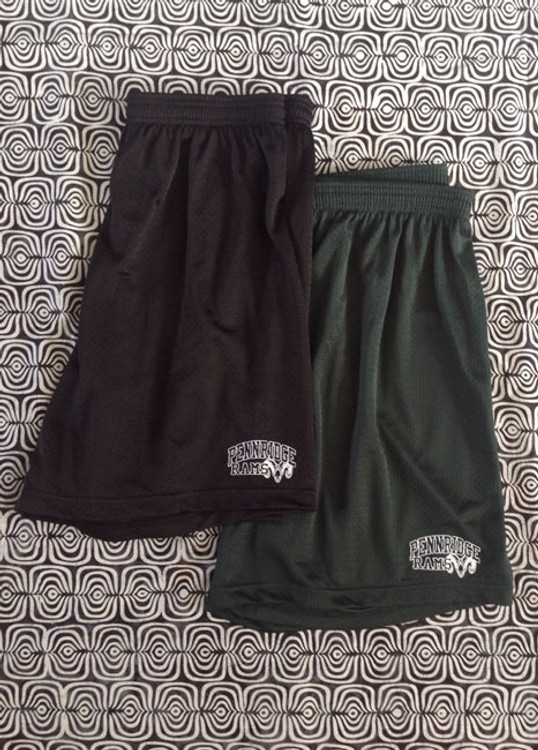 PNMS Gym Uniform - Mesh Shorts