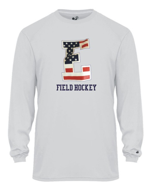 CB East Field Hockey LS Performance Tee