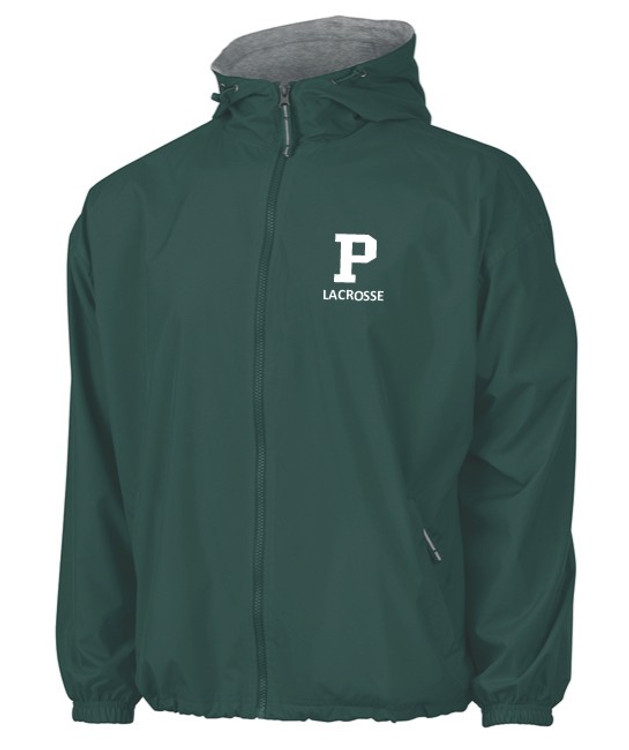 North MS Lacrosse Hooded Jacket