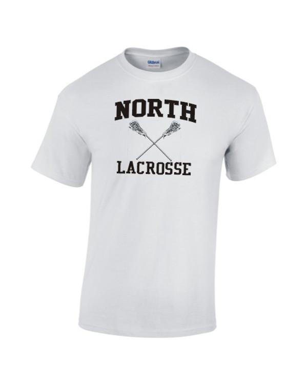 North MS Lacrosse Cotton Tee