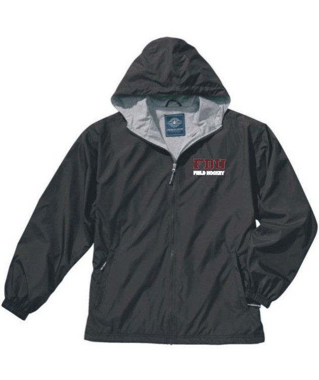 FDU Field Hockey Hooded Jacket