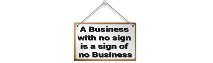 Business Signage: 5 Tips To Get Your Sign Working For You