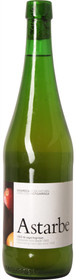 Astarabe Natural Basque Cider 750ml