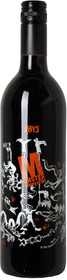 Monster Merlot 2013 by Poplar Grove 750ml