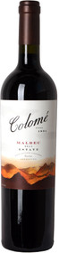 Bodegas Colome 2015 Estate Malbec 750ml