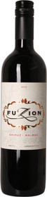 Fuzion 2016 Shiraz Malbec 750ml