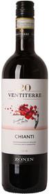 Zonin 2015 Ventiterre Chianti 750ml
