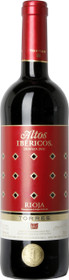 Torres 2012 Rioja Crianza Ibericos