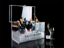 Taittinger 2005 Display Box