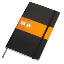 Moleskine Large Ruled Book