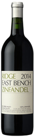 Ridge 2013 East Bench Zinfandel 750ml