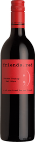 Pedroncelli 2012 Friends Red Wine 750ml