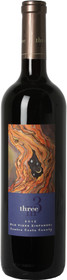 Three 2012 Old Vine Zinfandel 750ml