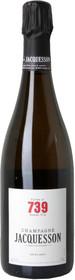 Champagne Jacquesson Cuvee No. 740 750ml