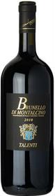 Talenti 2010 Brunello di Montalcino DOCG 1.5L