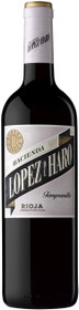 Lopez de Haro Tempranillo 750ml