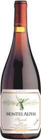 Montes 2015 Alpha Syrah 750ml