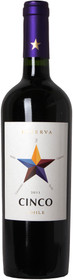 Terrapura 2011 Cinco Reserva Red Blend 750ml