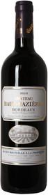 Chateau Haut-Mazieres 2016 Bordeaux Rouge 750ml