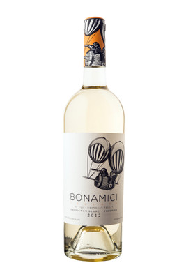 Bonamici 2016 Sauvignon Blanc Viognier 750ml