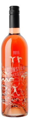 Monster Vineyards 2015 Rose 750ml