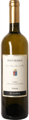 Scambia 2016 Pinot Bianco Bianco 750ml