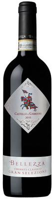 """Gabbiano 2011 Chianti Classico Gran Selezione """"Bellezza"""" 750ml"""