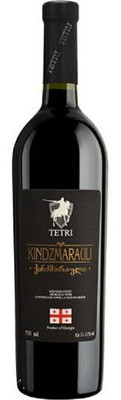 Kindzmarauli Tetri Semi Sweet 750ml