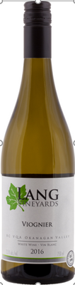 Lang Viognier 2016 750ml